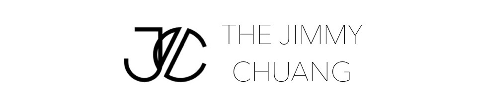 The Jimmy Chuang - Logo banner
